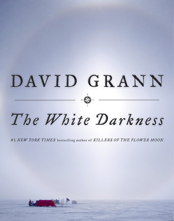The cover of the book The White Darkness