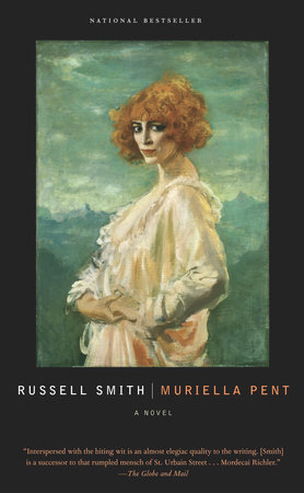 Muriella Pent by Russell Smith