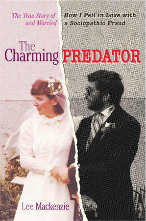 The cover of the book The Charming Predator