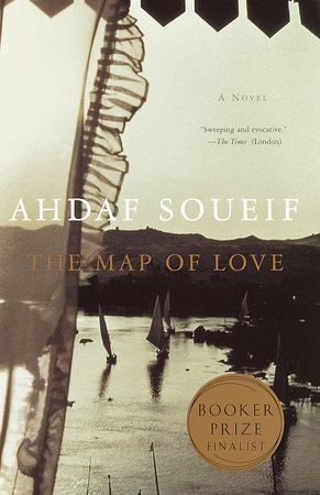 The Map of Love Book Cover Picture