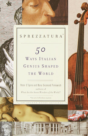 Sprezzatura by Peter D'Epiro and Mary Desmond Pinkowish