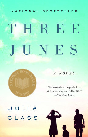 The cover of the book Three Junes