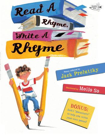 Read a Rhyme, Write a Rhyme by
