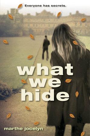 What We Hide by Marthe Jocelyn