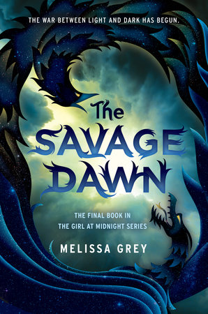 The Savage Dawn by Melissa Grey