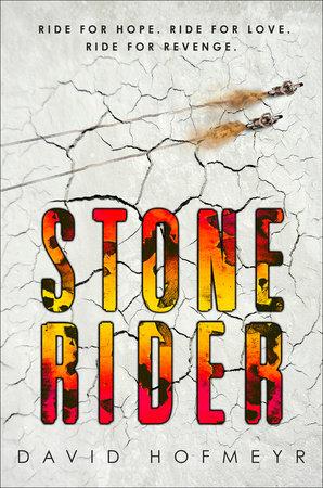 Stone Rider by David Hofmeyr