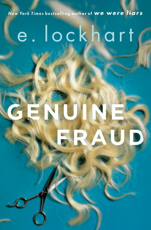 Genuine Fraud Book Cover Picture