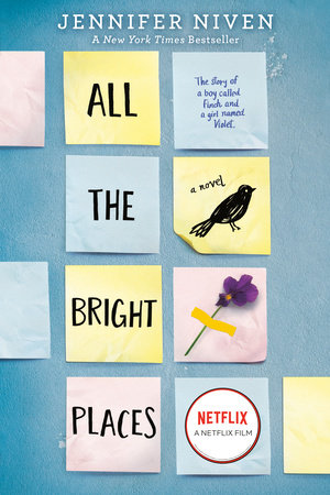 All the Bright Places Book Cover Picture