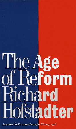 The Age of Reform Book Cover Picture