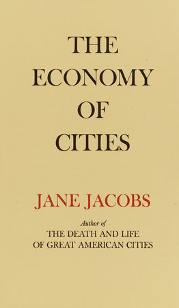 The Economy of Cities