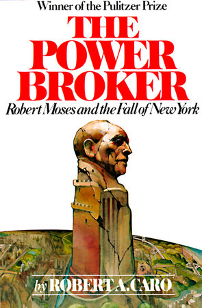 The Power Broker Book Cover Picture