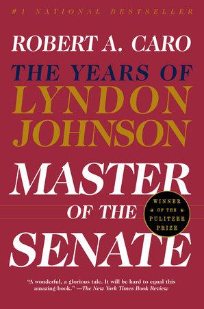 Master of the Senate Book Cover Picture