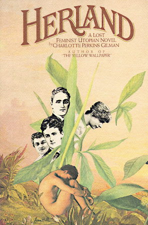 The cover of the book Herland