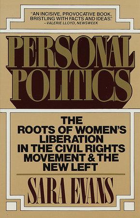Personal Politics by Sara Evans
