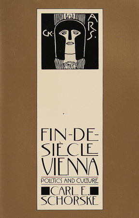 Fin-De-Siecle Vienna Book Cover Picture