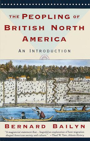 The Peopling of British North America