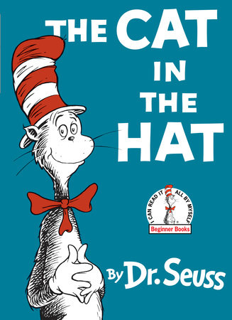 The Cat in the Hat Book Cover Picture