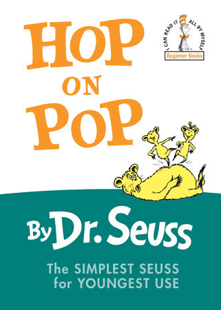 image about Dr.seuss Book Covers Printable referred to as Hop upon Pop through Dr. Seuss: 9780394800295 : Textbooks