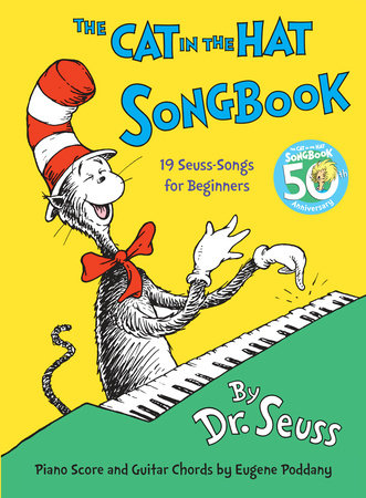 The Cat in the Hat Songbook by Dr. Seuss