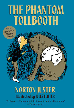 The cover of the book The Phantom Tollbooth