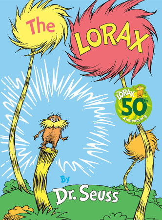 The Lorax Book Cover Picture