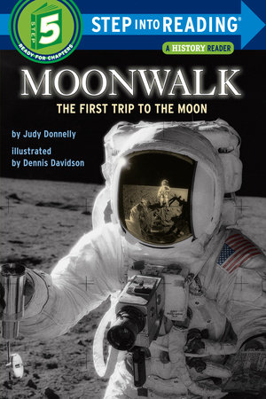 Moonwalk by Judy Donnelly