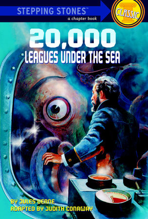 20 000 Leagues Under The Sea By Judith Conaway Jules Verne 9780394853338 Penguinrandomhouse Com Books
