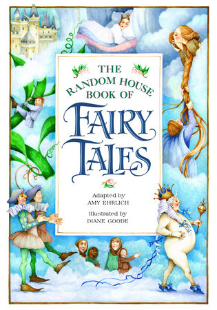 Book fairy tales