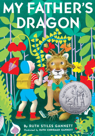 MY FATHERS DRAGON by Ruth Stiles Gannett