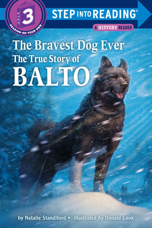 The Bravest Dog Ever by Natalie Standiford
