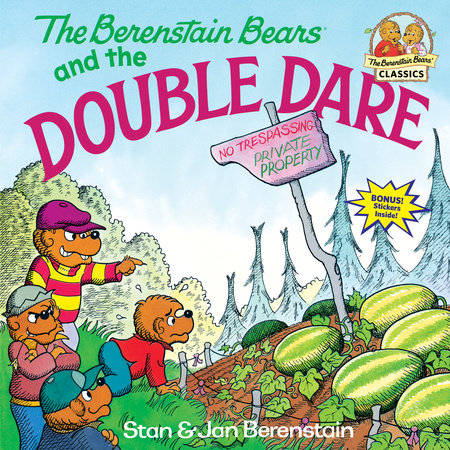 The Berenstain Bears and the Double Dare by Stan Berenstain and Jan Berenstain