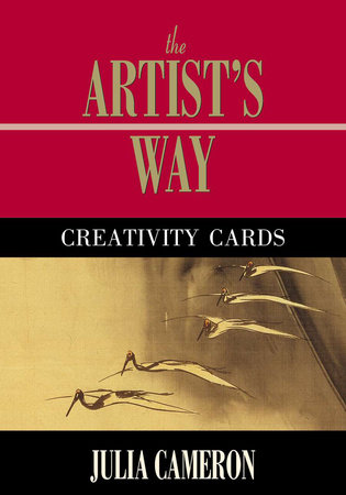 The artists way creativity cards by julia cameron the artists way creativity cards by julia cameron fandeluxe Choice Image