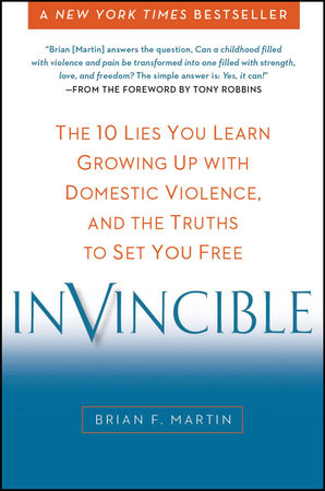 Invincible by Brian F. Martin