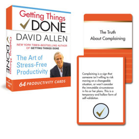 Getting Things Done: 64 Productivity Cards