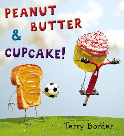 Peanut Butter & Cupcake by Terry Border