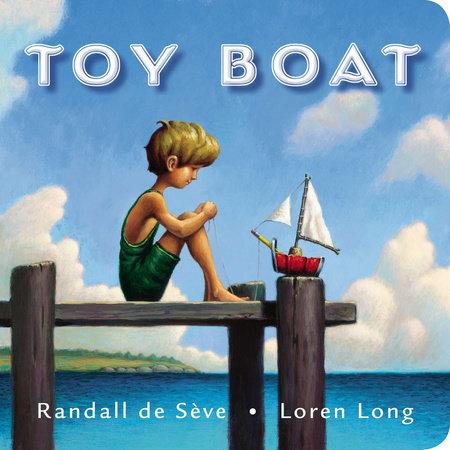The Toy Boat by Randall de Sève