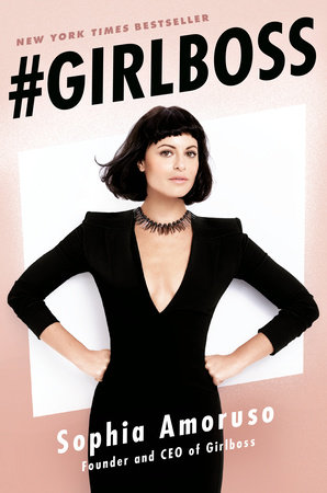 #GIRLBOSS Book Cover Picture