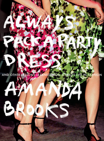 Always Pack a Party Dress Book Cover Picture