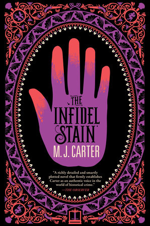 The Infidel Stain by M.J. Carter