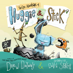 The Epic Adventures of Huggie & Stick