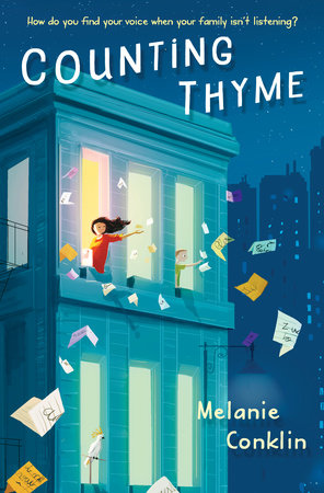 Counting Thyme by Melanie Conklin