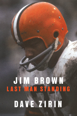 The cover of the book Jim Brown