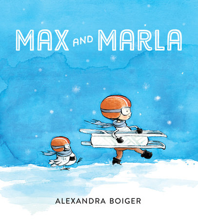 Max and Marla by Alexandra Boiger
