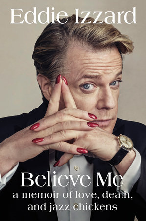 Believe Me Book Cover Picture