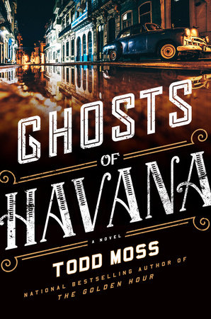 Ghosts of Havana Book Cover Picture