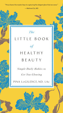 The cover of the book The Little Book of Healthy Beauty