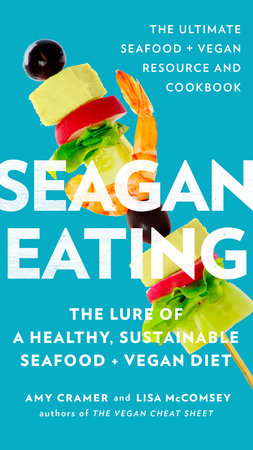 Seagan Eating by Amy Cramer and Lisa McComsey