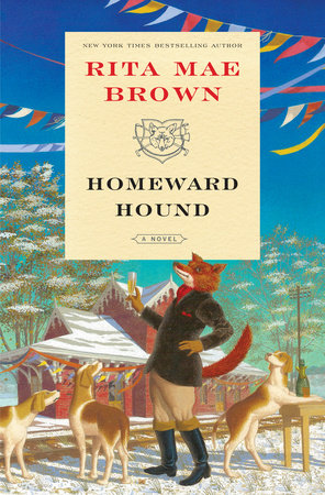 Homeward Hound by Rita Mae Brown