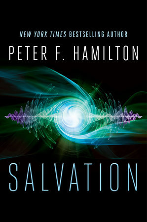 Salvation Book Cover Picture