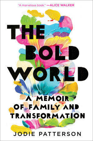 The cover of the book The Bold World